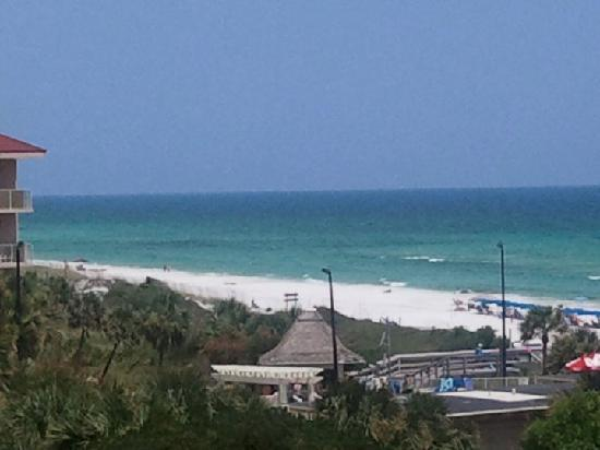Hilton Sandestin Beach, Golf Resort & Spa: View 2 - we had partial view