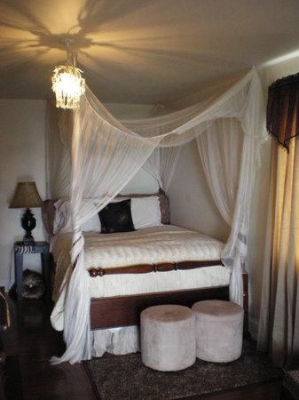 The Vintage Inn: Safari Room Bed 1