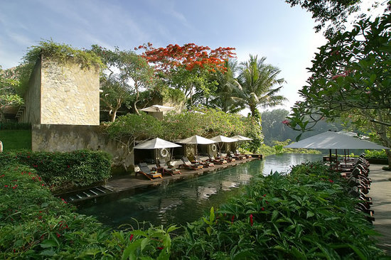 Maya ubud resort spa peliatan indonesia reviews for Top hotels in ubud bali