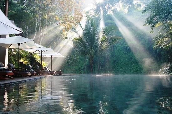 Maya Ubud Resort & Spa: Maya Ubud main pool