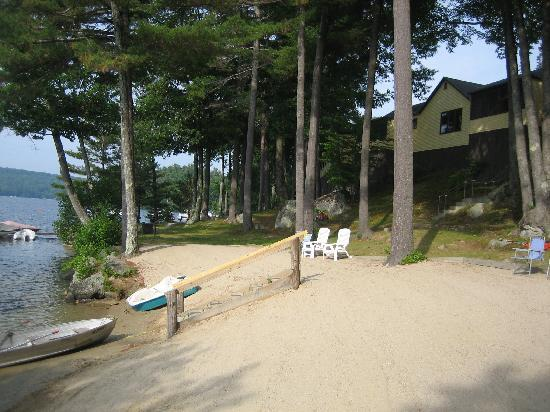 Boulders Motel & Cottages: the other side
