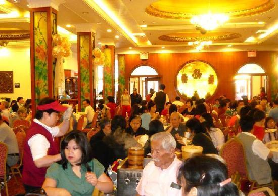 Grand Harmony Restaurant: Inside of Grand Harmony