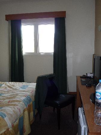 Jundiai, SP: ventana mínima en la habitación