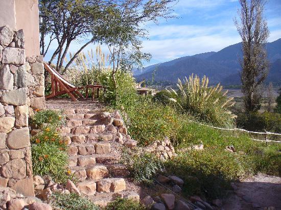 Cerro Chico: me  senté en la reposera y me enamoré del lugar