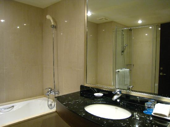 City Lake Hotel Taipei: bathroom