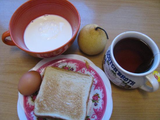 Hostel Amigos: Free breakfast