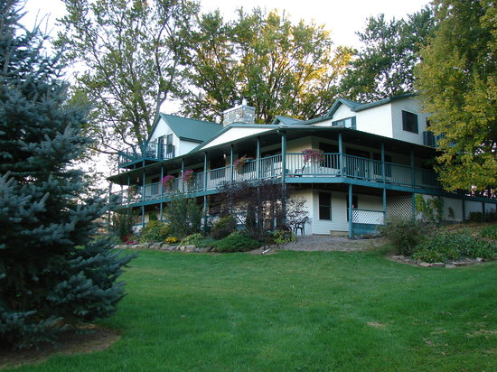 September Farms Bed & Breakfast: Idyllic setting - quiet and peaceful