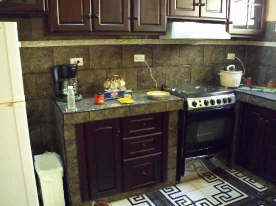 Beny's House: La cocina. La cuisine.
