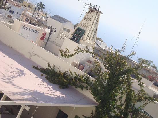 Tataki Hotel: Vista desde la terraza