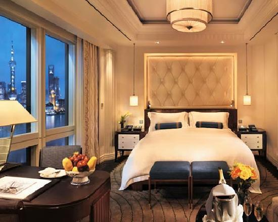 The Peninsula Shanghai: Deluxe Room