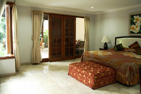 Narwastu Guest House: Bedroom