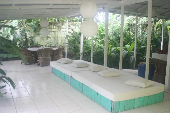 El Punto Hotel: a nice place to relax after a long day