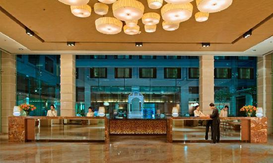 Jaipur Marriott Hotel: lobby