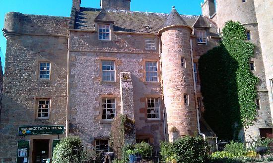 Dornoch Castle Hotel: Hotel front