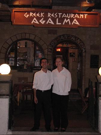 Restaurant Agalma : Agalma, the staff