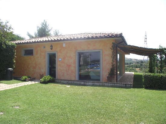 Manciano, Italia: il centro benessere