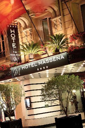 BEST WESTERN PLUS Hotel Massena Nice: Hotel Massena