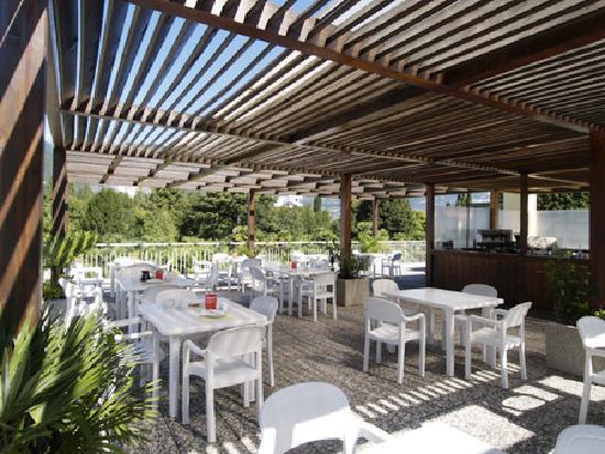 Hotel Venezia: terrazza colazioni