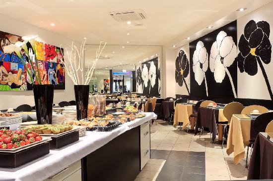 BEST WESTERN PLUS Hotel Massena Nice: Hotel Massena - Salle Petit dejeuner
