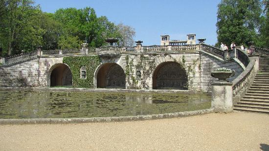 Potsdam, Almanya: Sanssouci park