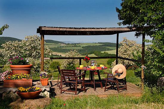Agriturismo Il Casalone: Uno dei vari punti panoramici