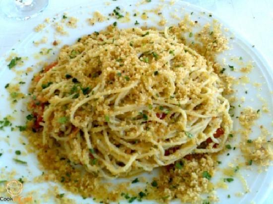 Nilosira Osteria e B&B: Spaghetti con le sarde