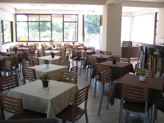 Castelli Hotel: Frühstücksraum