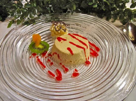 Hotel Misani: Das Dessert