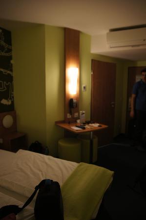 B&B Hotel Augsburg: camera
