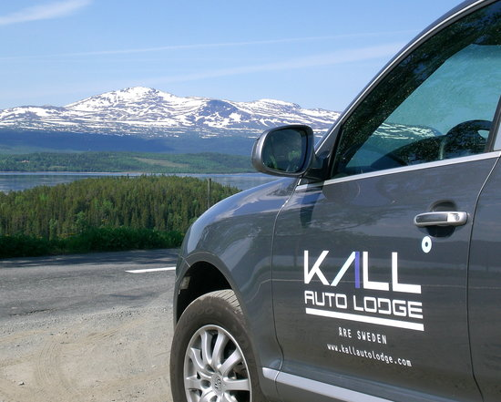 Kall Auto Lodge: Summer view