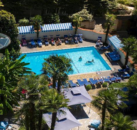 Astoria Hotel : Piscina Vista aerea