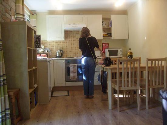 St. Ives Holiday Village: kitchen