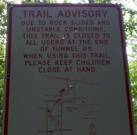 Robe Canyon: Trail Head