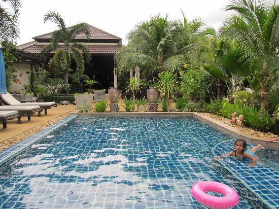 Pool AM Samui Palace