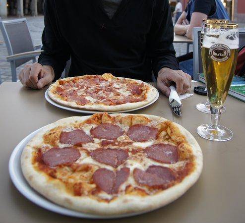 Capitol: le pizze