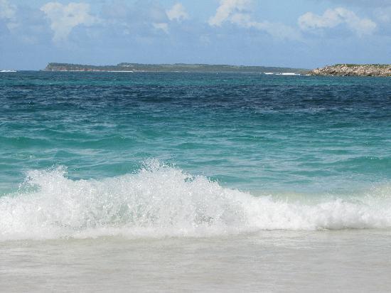 Orient Bay Beach: Orient Beach