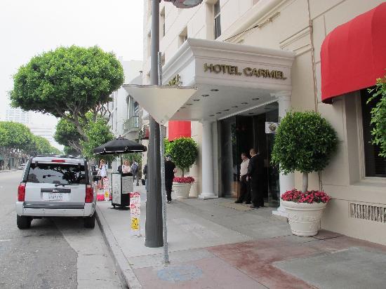 Hotel Carmel: 2001-06-23