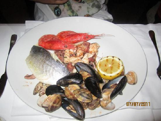 Grill3301: Seafood