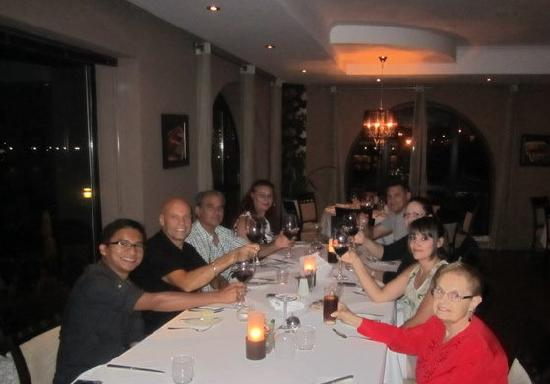 Grill3301: The family and friends