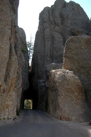‪‪Mount Rushmore National Memorial‬: Needles Highway‬