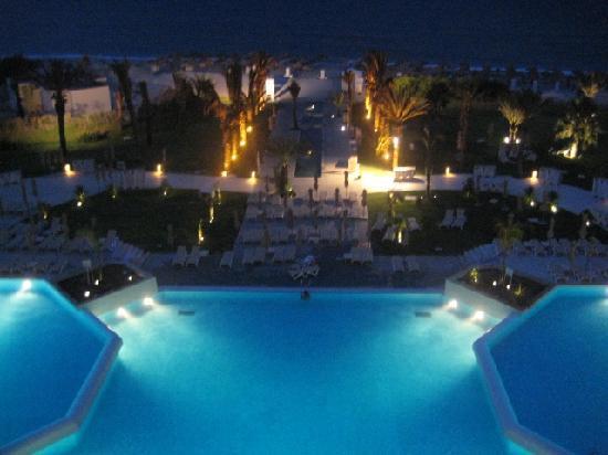 IBEROSTAR Royal El Mansour & Thalasso: ...Notte MAGICA...