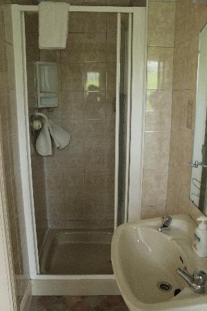 The Invicta: Our Beautiful Tiled Bathroom