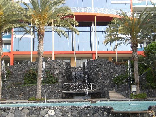 Paysage de fuerteventura bild von hotel r2 pajara beach for Vers du jardin