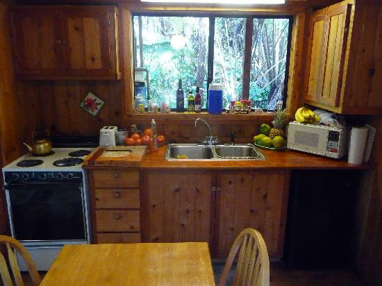Country Goose Bed & Breakfast : Kitchen