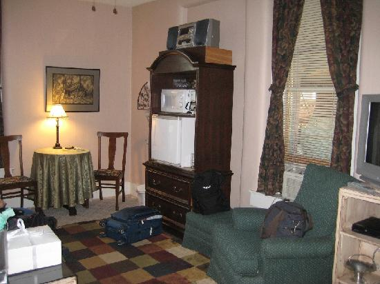 Thomas House Bed and Breakfast: Just like home but with mountain ambience