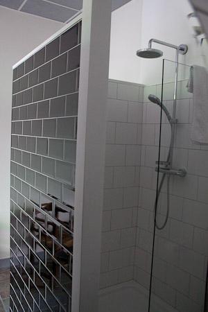 B&B Urban Dreams: Bathroom