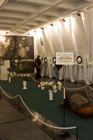 Музей микроминиатюр Николая Сядристого: Microminiatures Museum: showroom