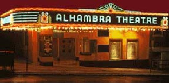 Hopkinsville, KY: Alhambra Theatre