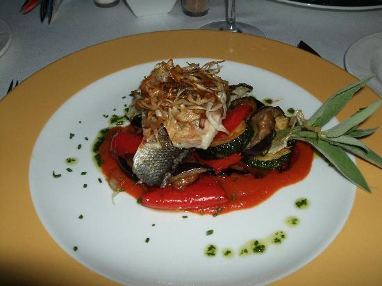 Orient, สเปน: Seabass