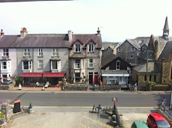 "The Lymehurst: View from room ""Cartmel"""